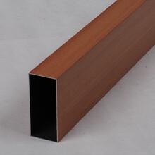 厂家优质铝方管吊顶木纹铝方管办公室厂家直销%台湾新闻网图片