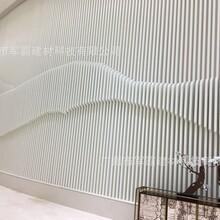 外墙弧形铝方通价格价格重庆图片