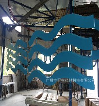 木纹弧形铝方通供应商,那家好,安徽图片
