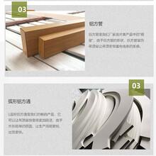 沁水縣弧形木紋鋁方通生產廠家圖片