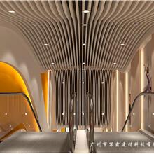 潮州鋁方通吊頂弧形廠家供貨圖片