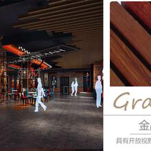 延吉外墙弧形铝方通生产厂家图片