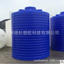 江苏专业生产厂家直销5吨加厚滚塑一次成型储罐