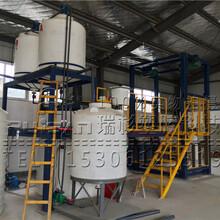 新疆瑞杉科技提供10吨混凝土外加剂生产设备