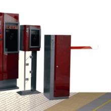 停车场设备更换停车管理系统升级