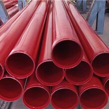 大口径聚氨酯发泡保温钢管合格厂家图片
