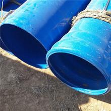 供水水泥砂浆内衬防腐钢管实体厂图片