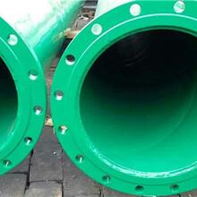输水用高分子8710防腐钢管实体厂图片