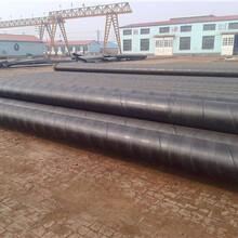 煤改气内8710外3PE防腐钢管专业厂家图片