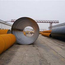 输水用内8710外3PE防腐钢管厂图片