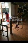 北京速通美超市摆闸自动感应门厂家直销图片