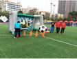 北京出租足球足球场充气足球门出租出租真人足球场