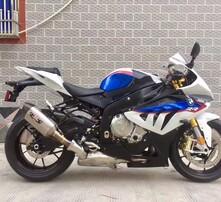 大排量摩托车,宝马S1000RR图片