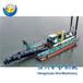 印尼大型清淤船绞吸船多少钱一台