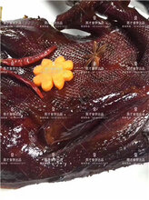 常德酱板鸭技术培训,酱板鸭做法,酱板鸭腌制方法图片