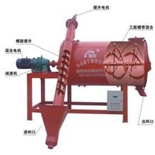 陕西省榆林市3吨腻子粉混合搅拌机价格行情图片