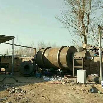 辽宁省抚顺市小型沙子烘干机多少钱