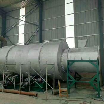 广西壮族自治区贺州市三筒沙子烘干机图片型号