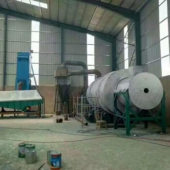 廣西壯族自治區南寧市大小型沙子烘干設備廠家價格