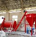 河南省洛陽市干粉膩子粉混合攪拌設備信譽保障