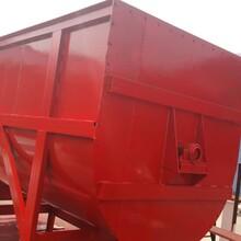 宁夏回族自治区中卫市干粉螺带卧式搅拌机混合设备图片