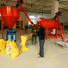 河北省张家口市砂浆搅拌机干粉机械设备图片