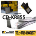 供应CD-KR855美国肯纳钨钢高强度钨钢高硬度钨钢现货