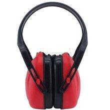 巴固1010421红色头戴式超高降噪型隔音耳罩NRR18图片
