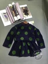 广州服装批发市场巴啦品牌童装折扣批发连锁加盟