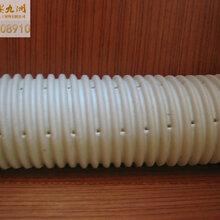 重庆渗水管,地下排水盲管,打孔波纹管
