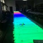 led外控数码管户外亮化工程产品图片