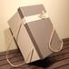 厂家定制高档纸质包装礼品盒创意黑色手表盒精品饰品盒纸盒礼盒