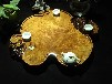黄金樟茶盘