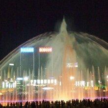音乐喷泉设备广场喷泉喷头不锈钢音控程控景观喷泉设计制作厂家