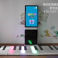 苏州脚踩发声发光的地板钢琴出租魔法发声钢琴现货出租