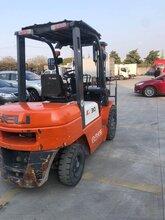 二手合力3吨叉车出售,国三电喷手续齐全,图片