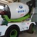 北京混凝土搅拌车中首重工水泥搅拌罐车工程专用