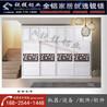现代风格铝合金家具设计全铝衣柜橱柜铝材批发定制家具成品