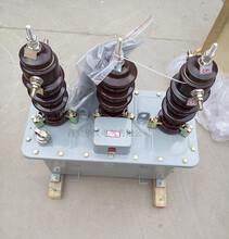 10kv高压计量箱JLS-10高供高计带电表图片