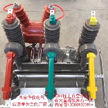10kv柱上高压真空断路器型号图片