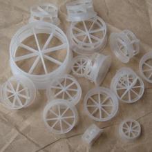 階梯環填料廠家,階梯環接觸點可以為液體沿填料表面流動的匯聚分散點圖片