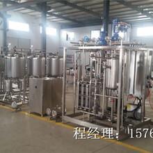 鲜奶生产线价格图片