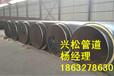 福州预制直埋保温管厂家顺利完工