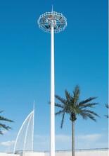 黑龙江太阳能路灯厂家、黑龙江高杆灯生产厂家、黑龙江监控杆厂家、黑龙江景观灯厂家图片