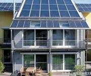 北京怀能分布式光伏发电10千瓦太阳能发电10KW光伏扶贫养老图片