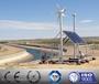 北京懷能中小河流風光互補智慧監控供電系統廠家太陽能風力發電設備