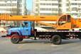16吨吊车-东风吊车