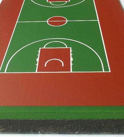 水性硅PU篮球场材料批发运之家云南健将体育