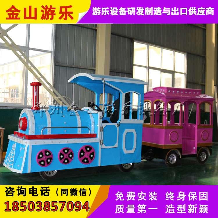 无轨小火车游乐设施商场小火车万达商场引进产品