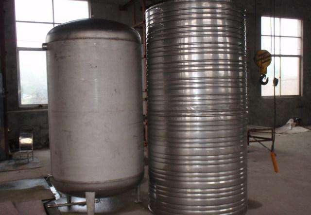 德州高易加工生产承压水箱材质规格GYSX定制加工